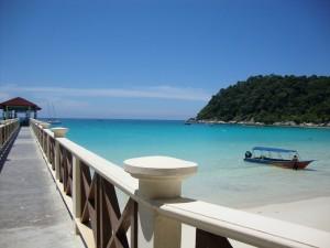 Jetty Perhentian-Island-Malaysia