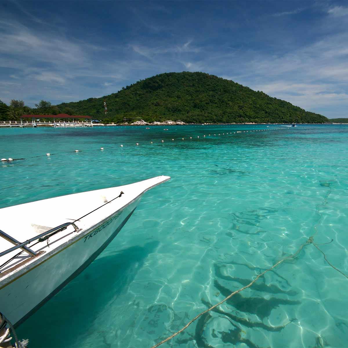 Perhentian Island Resort In Pulau Terengganu